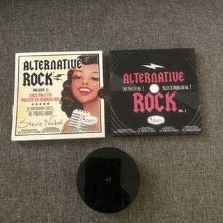 The Balm Alternative Rock Vol.2 pallete