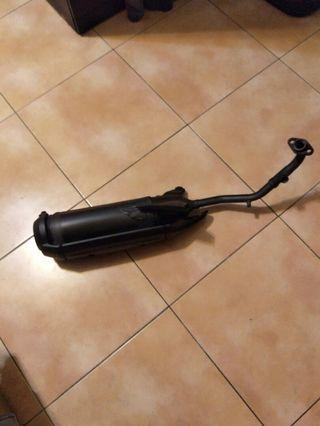 exhaust pipe for yamaha cygnus x generation 2 affordable price