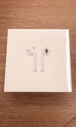全新 Apple AirPods 二代無線耳機