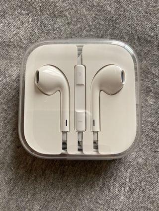 Apple蘋果原廠耳機 全新商品 3.5mm