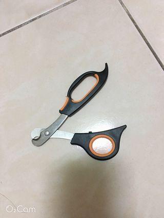 寵物專用指甲剪刀