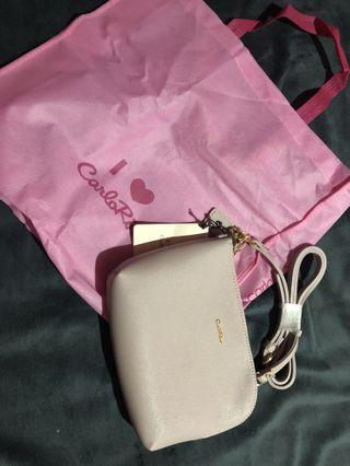 Carlo Rino Sling Bag Authentic