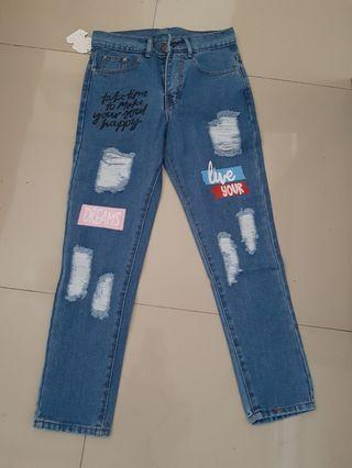 Celana Jeans modern