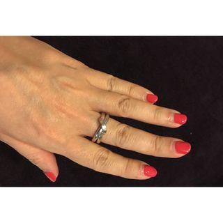 別緻戒指~兩種戴法