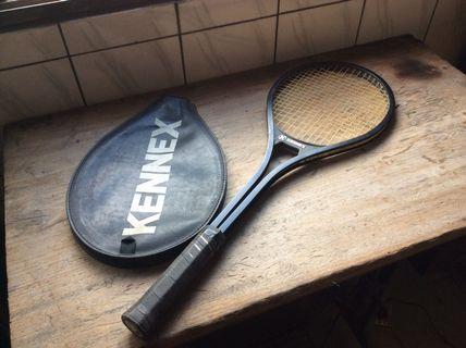 「ProKennex」網球拍—古物舊貨、早期運動品牌用品收藏