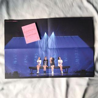 blackpink official folded poster