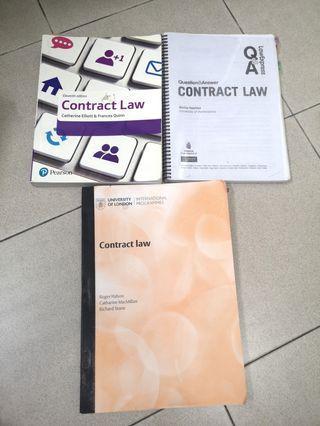 Law textbooks