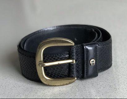 Belt Aigner black