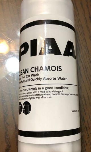 PIAA 強力吸水鹿皮巾/洗車巾
