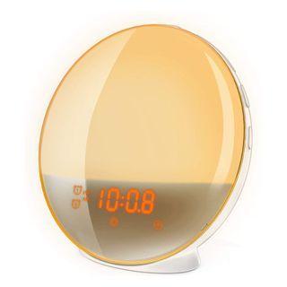 Smart Wake Up Light Alarm Clock (Z477)