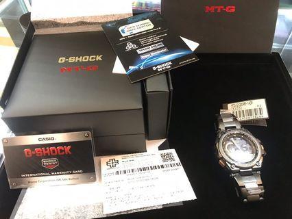 G-shock MT-G G1000RB-1ADR