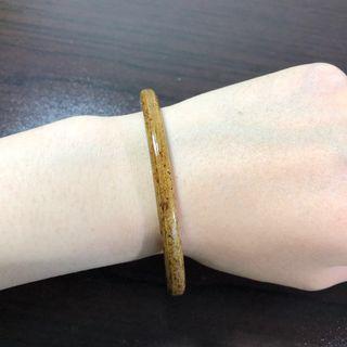 西藏雞血藤手鐲 飄花小細 5.7mm粗、任意手圍。天然藤鐲 藥鐲