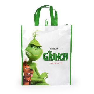 [FREE MAIL] The Grinch movie premiums - Badges, Sticker, Bag #winiphone11pro