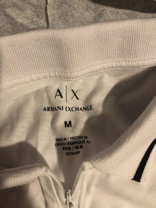 101% Original Armani Exchange Polo Shirt