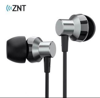 【New】ZNT R620 In-ear Earphone High Quality 3.5 mm Headphone with Microphone #winiphone11pro