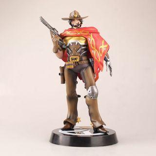 Overwatch McCree Figure