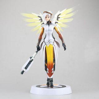 Overwatch Mercy Figure