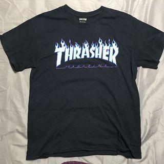 Thrasher 藍火焰 L