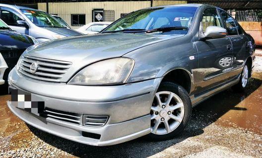 2010 Nissan SENTRA 1.6(A) LOAN KEDAI KERETA DEP 1990