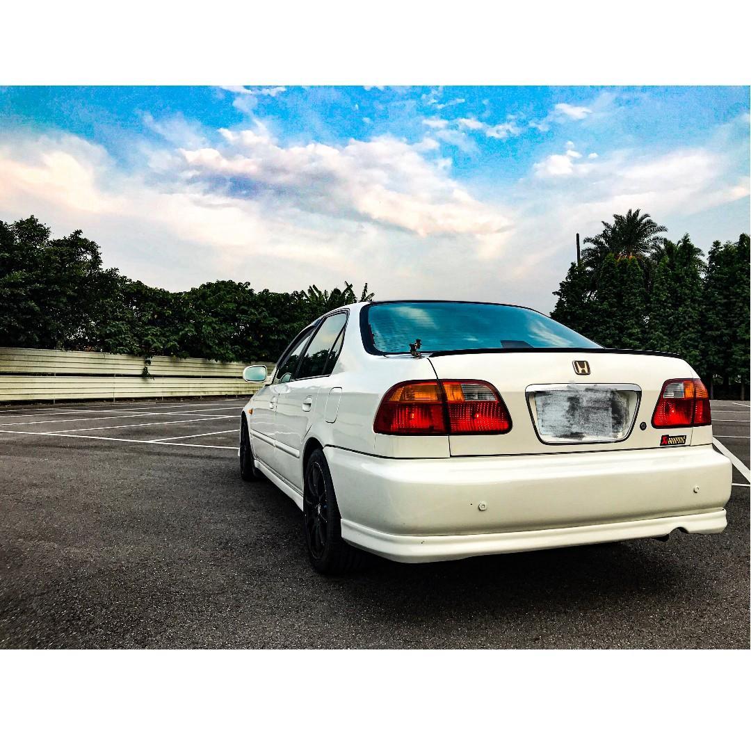 1998年Honda K8