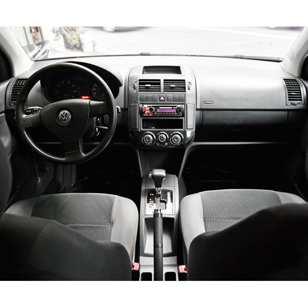 ∞2008年 小改款 9N3 Polo 3D (黑) 基礎改裝Golf GTI Look