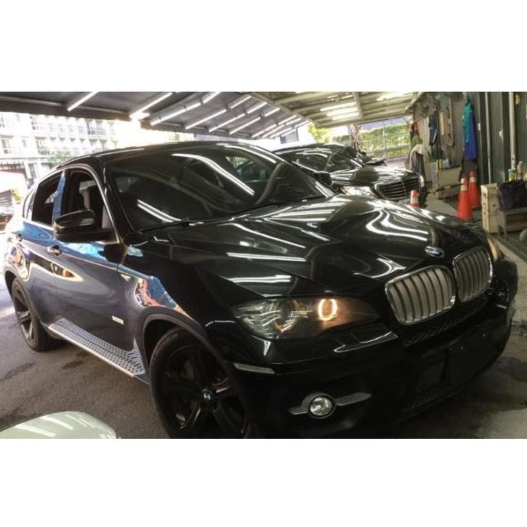 【精選低里程保證優質車】2010年BMW X6 xDrive5.0 4.4升