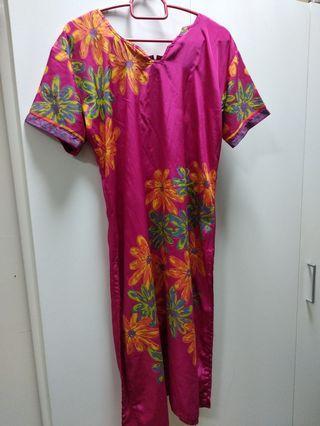 Batik print Punjabi suit