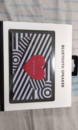 Sephora Bluetooth speaker