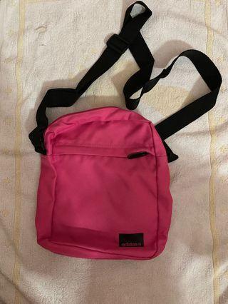 ADIDAS Pink Sling Bag