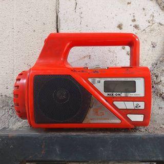 Speaker unik multifungsi