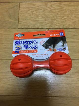 Genuine Japan Pet Toy, Chewing, Food Leak
