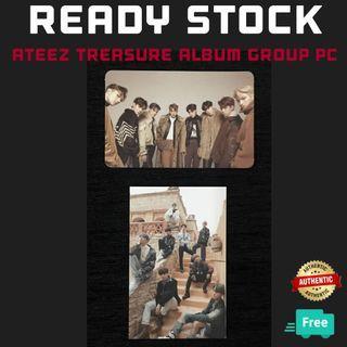 ATEEZ TREASURE EP.2  ALBUM GROUP PC