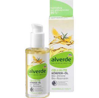 德國alverde檸檬迷迭香改善橘皮身體按摩油(目前沒現貨)