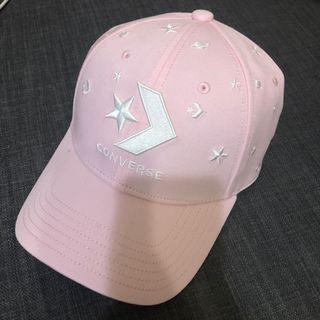 Converse 粉紅色 鴨舌帽/棒球帽/帽子