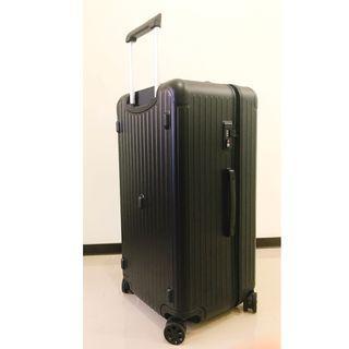 RIMOWA 4輪32吋/全新/霧黑Essential trunk plus大型運動行李箱