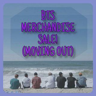 BTS MERCHANDISE SALE (POSTERS)
