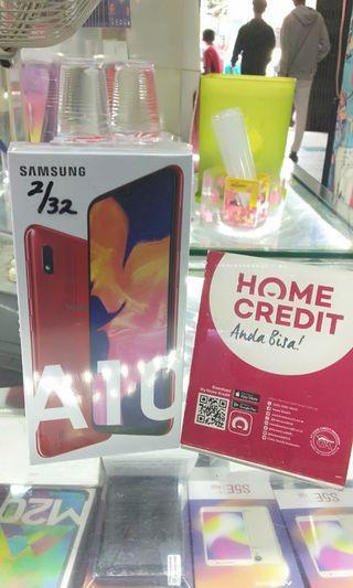 Bisa Kredit Hp Samsung Galaxy A10