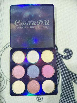 🆓📦Cmaadu cosmetics Aurora highlighter