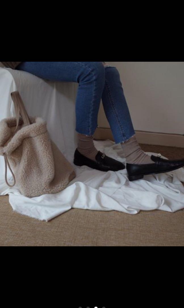 韓製 樂福鞋