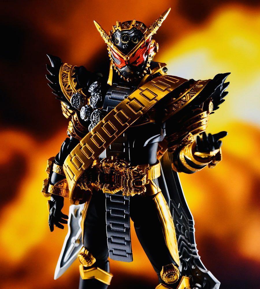 (全新日魂-日本地區限定) S.H.Figuarts Kamen Rider OHMA ZI-O 幪面超人 逢魔時王