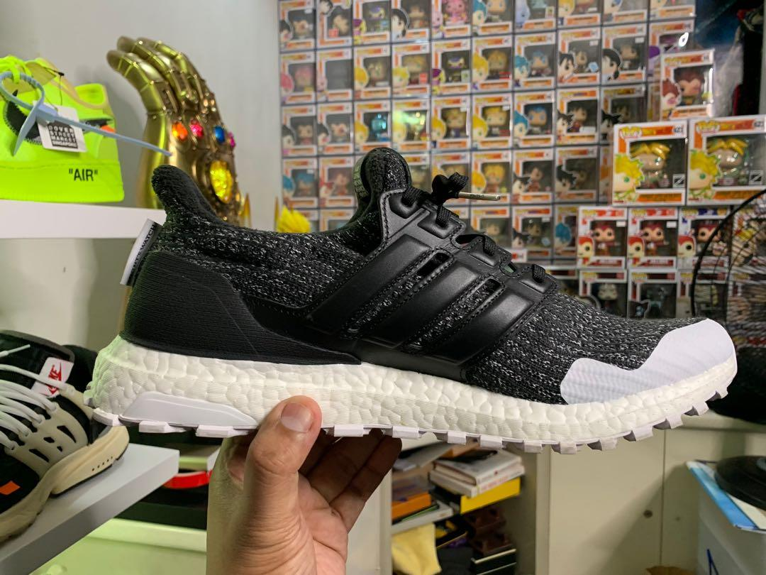adidas Game of Thrones Ultraboost Night's Watch