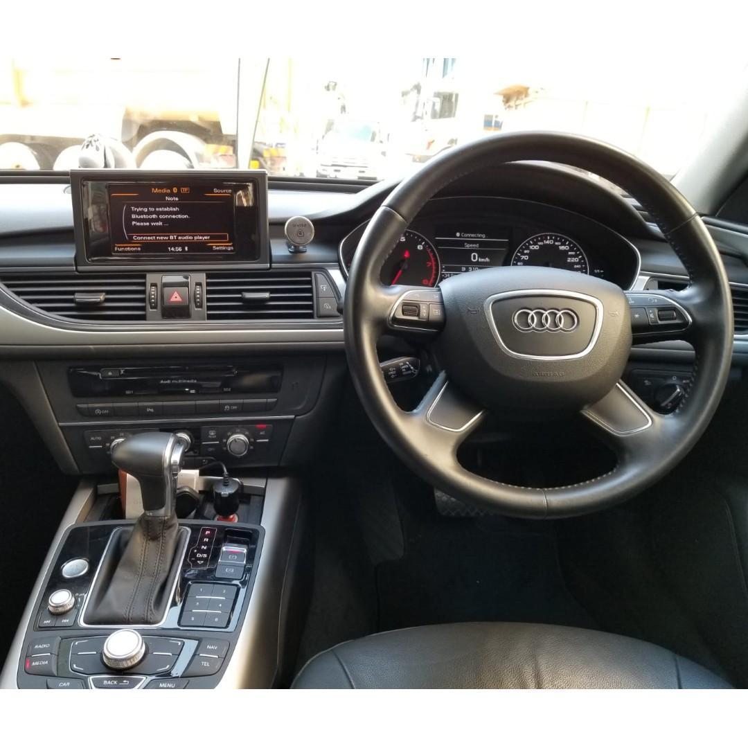 AUDI A6 2.0T 2012