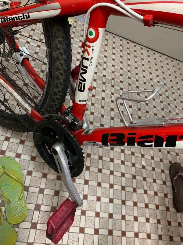 Bianchi 二手單車 所見即所得 Off road bike