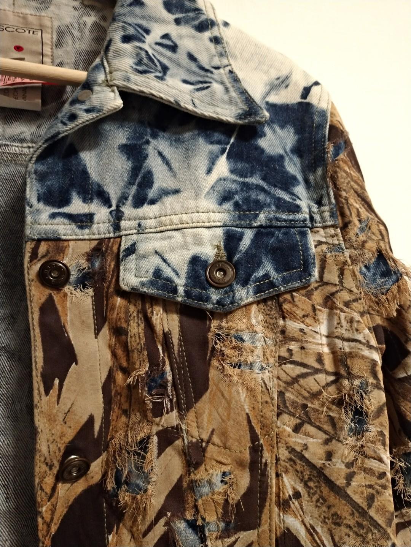 📣限時優惠🐡-全新BISCOTE BRAZZI精緻牛仔外套