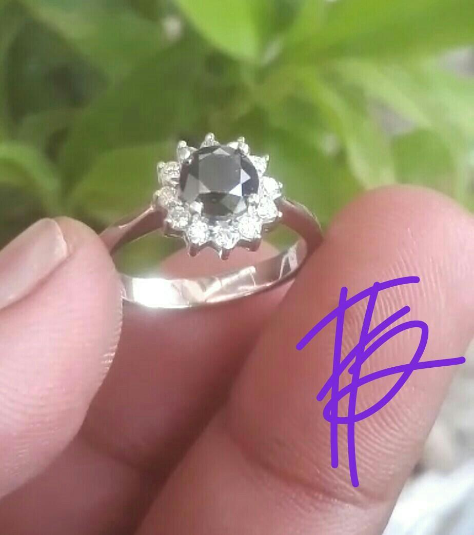 Black Diamonds + White Diamonds Lotus