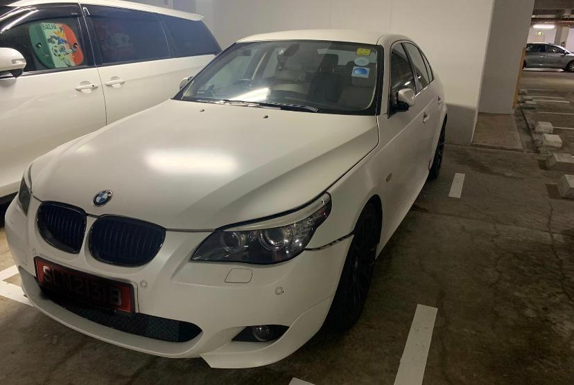 BMW E60 525XL MSPORTS KIT 19 inch rims sucktion doors tiptop conditions Selling at RM10,800 siap