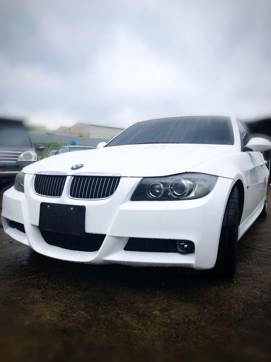 BMW E90 330i 改M3包 配備多