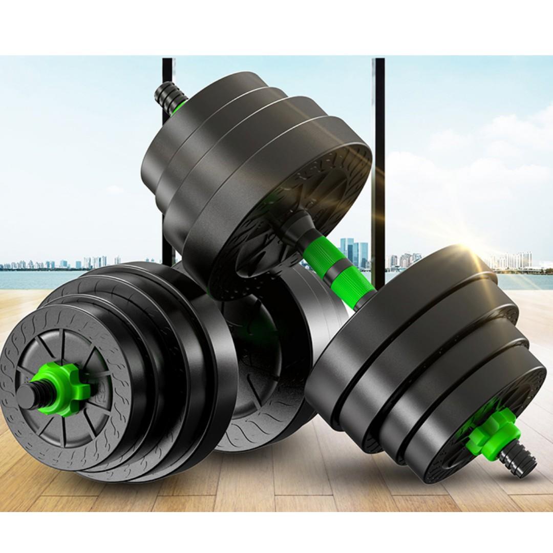 Shockproof Cast Iron Dung Bells 1 kg