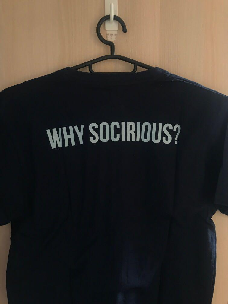 BNIP NUS Sociology Shirt