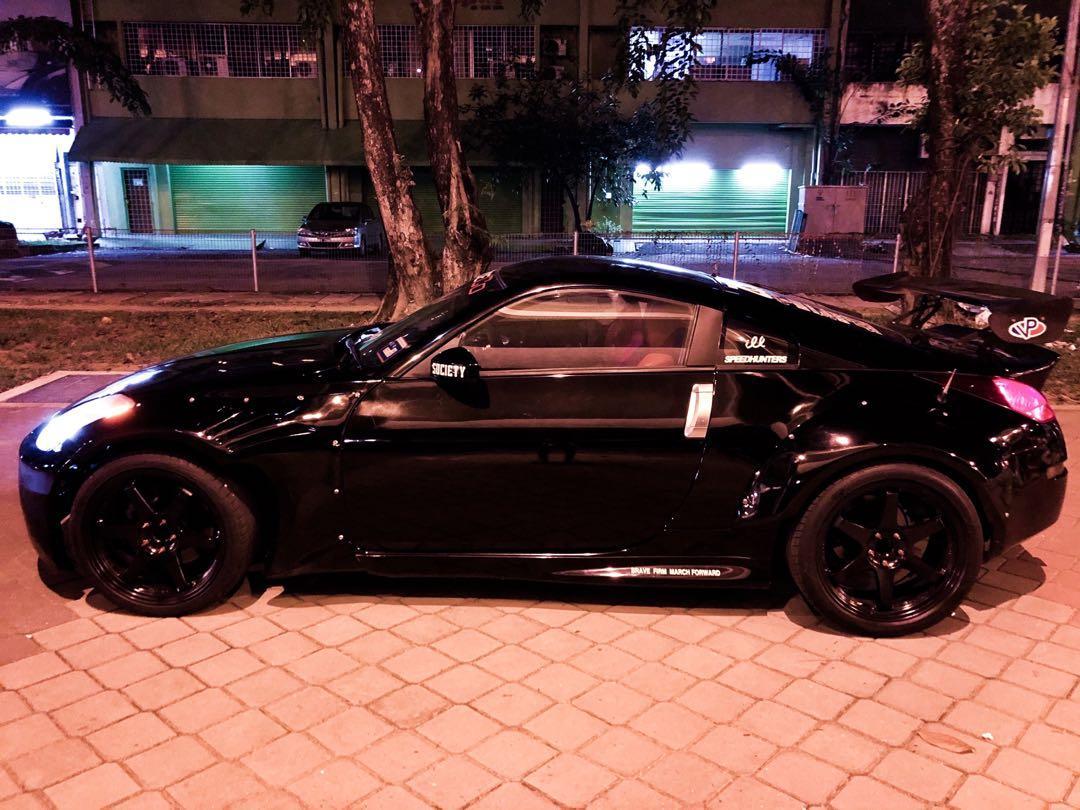 Carbon fiber GT Wing